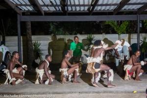 The Zulu Dancers!