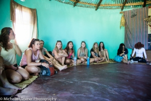 Visiting the Sangoma in the Zulu Village